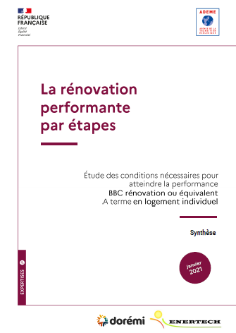 la rénovation performante par étapes